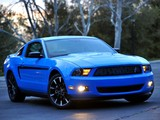 Pictures of Mustang V6 2009–12