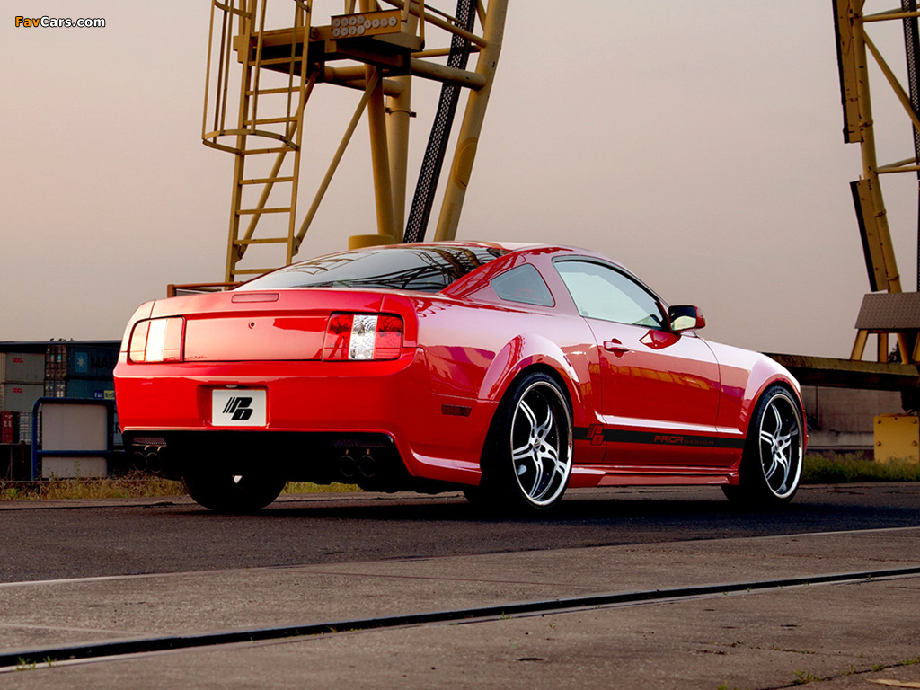 Pictures of Prior-Design Mustang 2009 (1024 x 768)