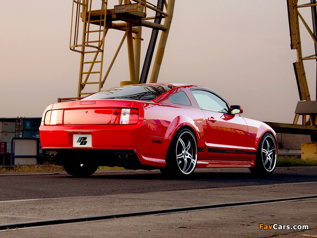 Pictures of Prior-Design Mustang 2009 (640 x 480)