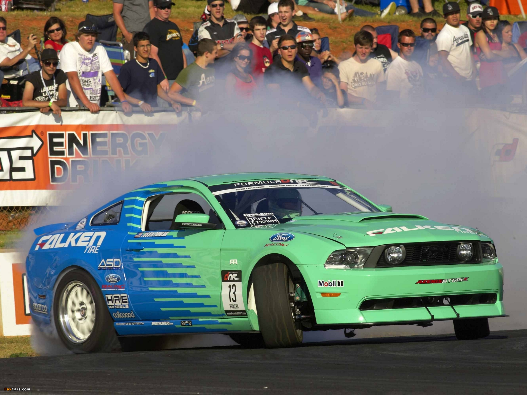 Pictures of Mustang GT Formula Drift 2009–11 (2048 x 1536)