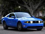 Pictures of Mustang GT 2009–10