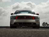 Pictures of Mustang Boss 302 Laguna Seca 2010