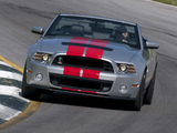 Pictures of Shelby GT500 SVT Convertible 2012
