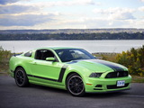 Pictures of Mustang Boss 302 2012