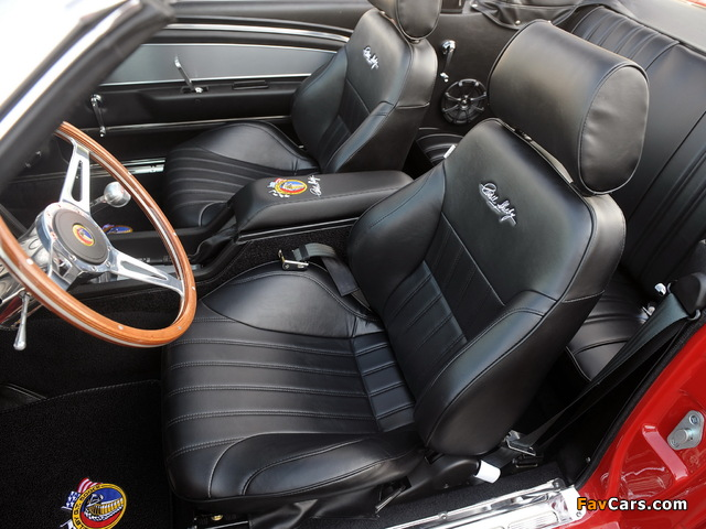 Pictures of Classic Recreations Shelby GT500CR Convertible 2012 (640 x 480)