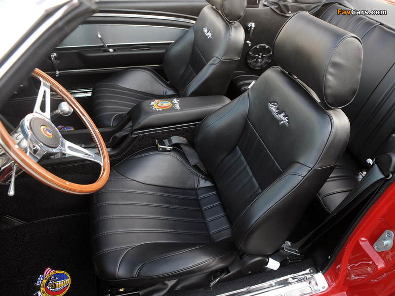 Pictures of Classic Recreations Shelby GT500CR Convertible 2012 (800 x 600)