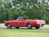 Mustang 289 Convertible 1965 wallpapers