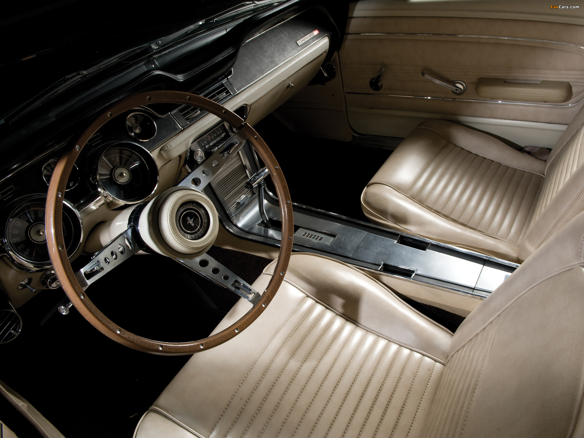 Mustang Convertible 1967 wallpapers (2048 x 1536)