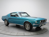 Mustang GT Fastback 1968 wallpapers