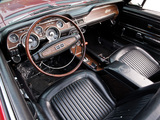 Shelby GT350 Convertible 1968 wallpapers