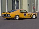 Mustang Boss 302 Trans-Am Race Car 1970 wallpapers