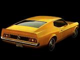 Mustang Sportsroof 1971 wallpapers