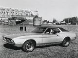 Mustang Grande Hardtop 1971 wallpapers