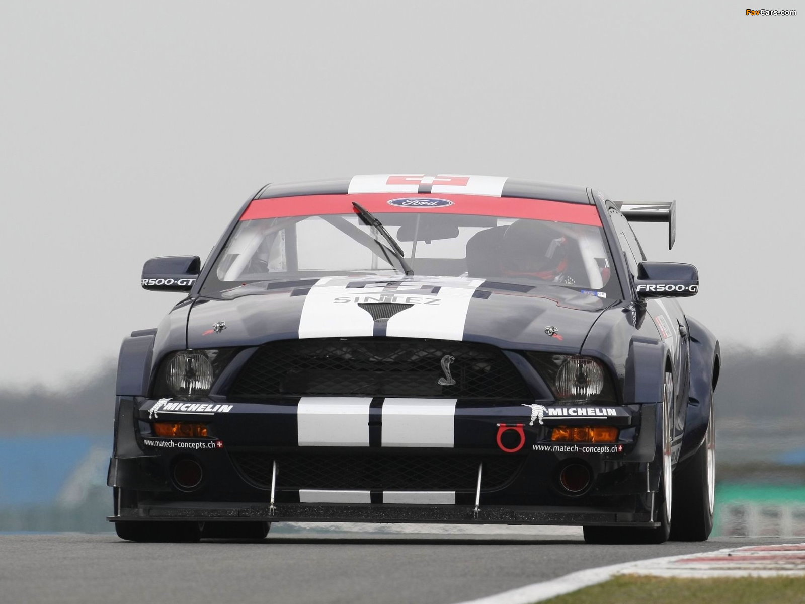 Mustang FR500 GT 2006 wallpapers (1600 x 1200)
