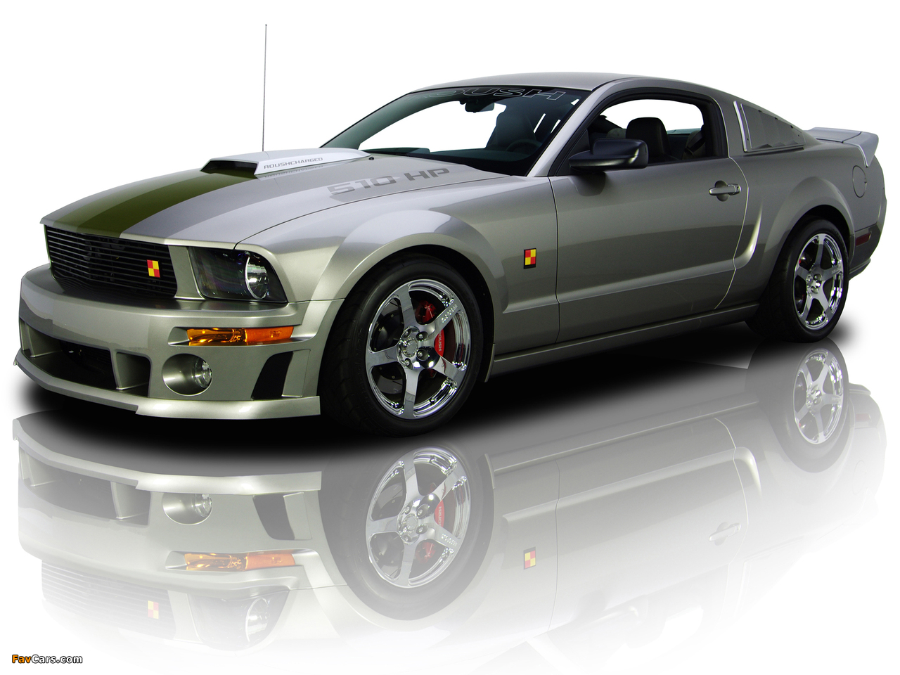 Ford Mustang Roush >> Roush P-51B 2009 wallpapers (1280x960)