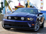 Mustang 5.0 GT 2010–12 wallpapers