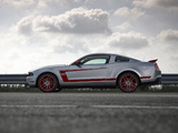 Mustang Boss 302 Laguna Seca 2010 wallpapers