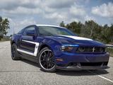 Mustang Boss 302 2011–12 wallpapers