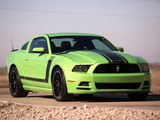 Ford Mustang Boss 302 2012–2014 wallpapers