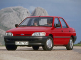 Ford Orion (III) 1990–93 wallpapers