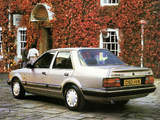 Images of Ford Orion Ghia UK-spec 1983–86