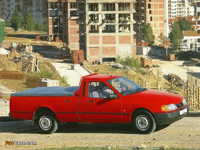 Photos of Ford P100 1988–93 (640 x 480)