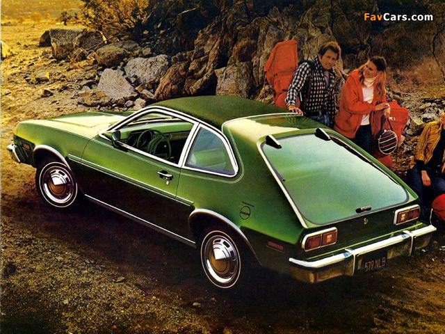 Ford Pinto 1977 photos (640 x 480)