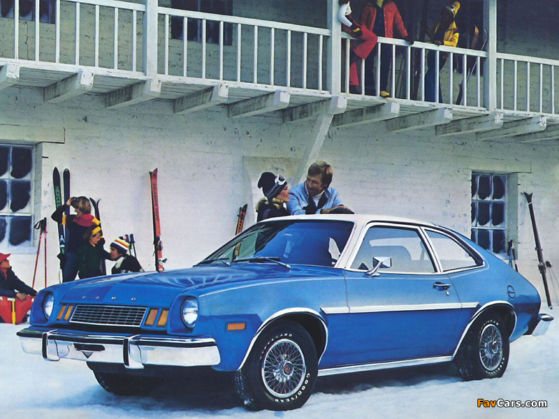 Ford Pinto 1977 wallpapers (800 x 600)