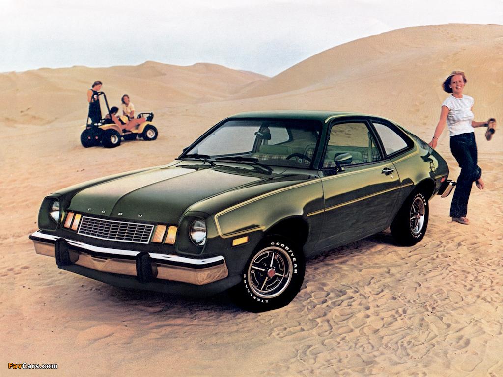 Ford Pinto 1978 photos (1024 x 768)