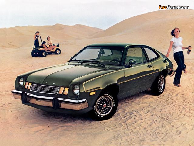 Ford Pinto 1978 photos (640 x 480)