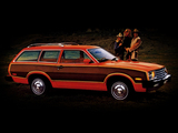 Ford Pinto Squire Wagon (73B) 1979–80 wallpapers