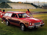 Photos of Ford Pinto Squire Wagon 1978