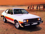Photos of Ford Pinto Runabout with Cruising Package 1979