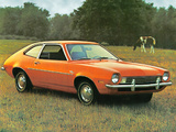 Pictures of Ford Pinto 1972