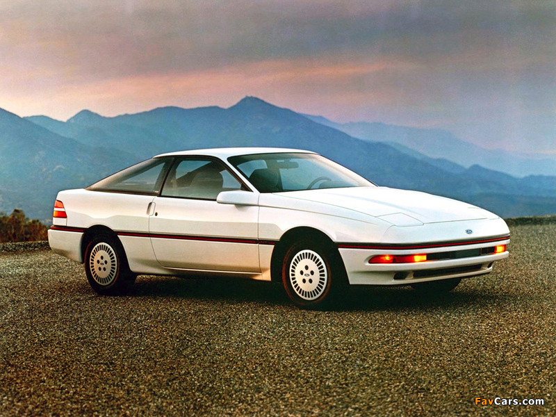 Ford Probe LX (GD) 1988–90 images (800 x 600)