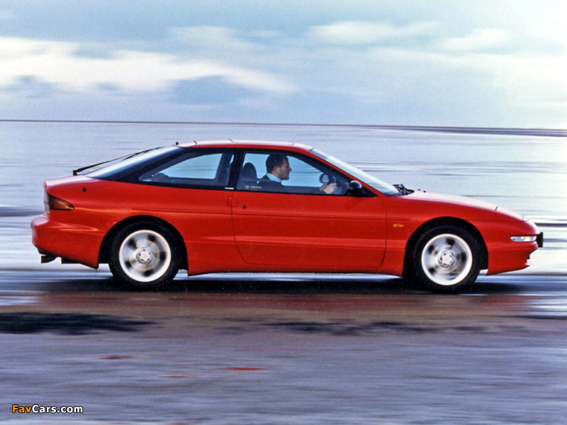 Ford Probe UK-spec (GE) 1992–97 wallpapers (800 x 600)