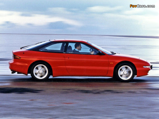 Ford Probe UK-spec (GE) 1992–97 wallpapers (640 x 480)