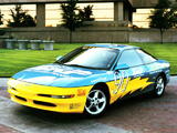 Photos of SRP Ford Probe Electric (GE) 1993