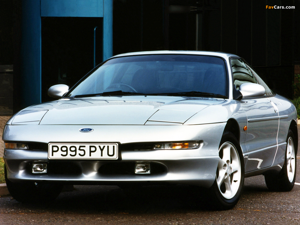 Ford Probe UK-spec (GE) 1992–97 wallpapers (1024 x 768)