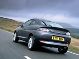 Ford Puma UK-spec 1997–2001 photos