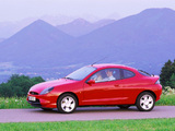 Ford Puma 1997–2001 pictures
