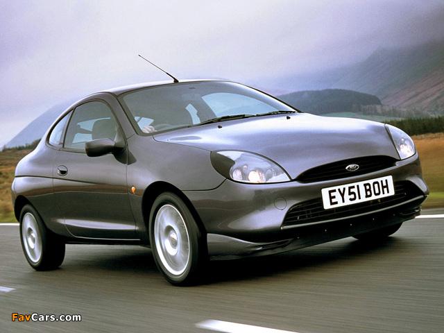 Ford Puma UK-spec 1997–2001 pictures (640 x 480)