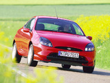 Ford Puma 1997–2001 wallpapers