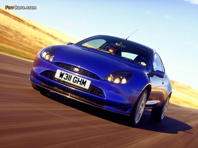 Pictures of Ford Puma UK-spec 1997–2001 (640 x 480)