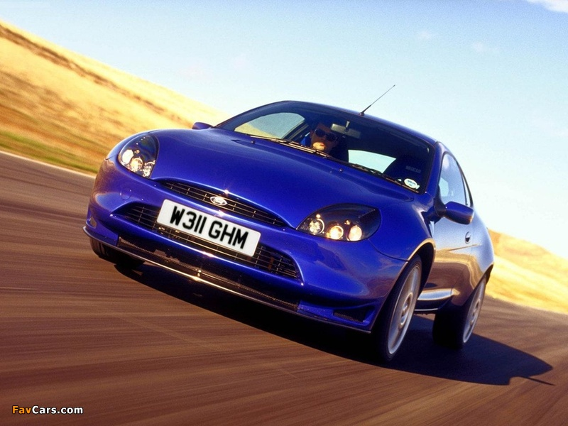Pictures of Ford Puma UK-spec 1997–2001 (800 x 600)