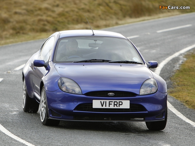 Pictures of Ford Racing Puma 1999–2000 (640 x 480)