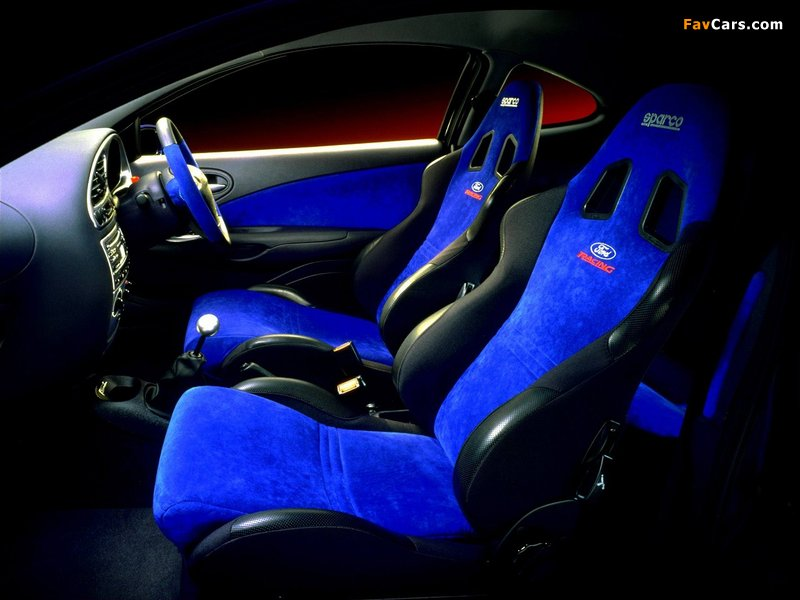 Pictures of Ford Racing Puma 1999–2000 (800 x 600)