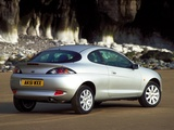 Ford Puma UK-spec 1997–2001 wallpapers