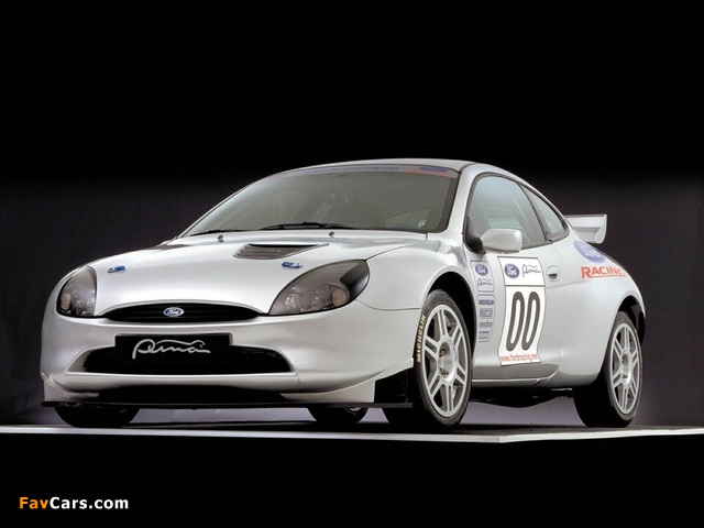 Ford Puma wallpapers (640 x 480)
