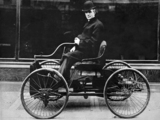 Ford Quadricycle 1896 pictures